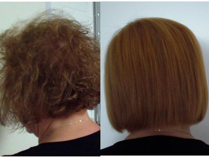 Die Cisteína  KISS LISS ist ein ausgezeichnetes Produkt um die Haare zu glätten. Sonstige 2
