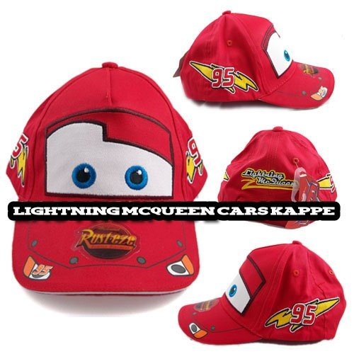 Disney Cars Lightning Mc Queen Kinder Kappe Mütze Baby & Kind