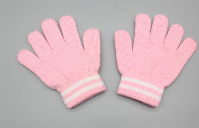 Disney Die Eiskönigin Mütze Beanie Schal und Handschuh Handschuhe Set Fan Mädchen Weiss Pink Rosa Baby & Kind 4