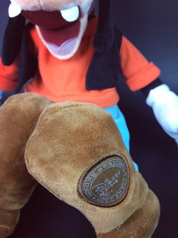 Disney Goofy Plüsch XXL Plüsch Puppe Plüschtier Plüschfigur Kuscheltier Goofy Micky Maus 75cm XL XXL Geschenk Kind Spielzeuge & Basteln 4