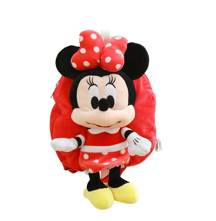 Disney Minnie Maus Rucksack Tasche Schultasche Fanartikel Mädchen Kindergarten Schule Geschenk Baby & Kind