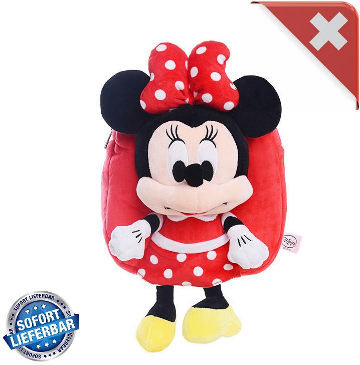 Disney Minnie Mouse Minnie Maaus Rucksack 3D Design Mädchen Kindergarten Sonstige