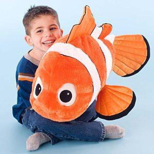 Disney Nemo Plüsch Fisch Plüschfisch Original aus Findet Nemo Gross XXL 70cm Spielzeuge & Basteln