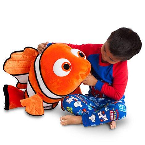 Disney Nemo Plüsch Fisch Plüschfisch Original aus Findet Nemo Gross XXL 70cm Spielzeuge & Basteln 2