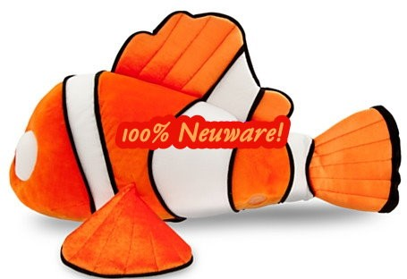 Disney Nemo Plüsch Fisch Plüschfisch Original aus Findet Nemo Gross XXL 70cm Spielzeuge & Basteln 3