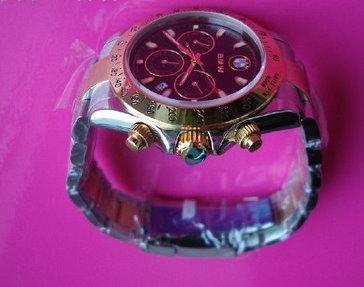 Edle BMW Auto Edelstahl Uhr Armbanduhr Fan Kleidung & Accessoires 3