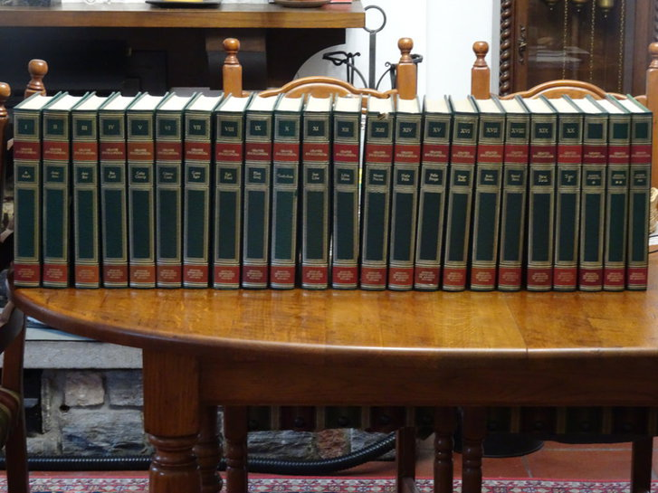 Enciclopedia GE20 Bücher