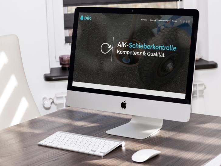 Erstelle Professionelle Webseite - rheinweb.ch Büro & Gewerbe