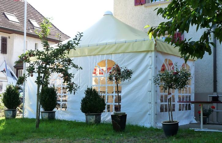 Festzelt Pavillon Unterstand Bedachung Garten & Handwerk 3