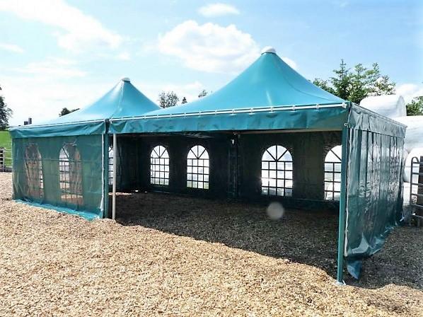 Festzelt Pavillon Unterstand Bedachung Garten & Handwerk 4