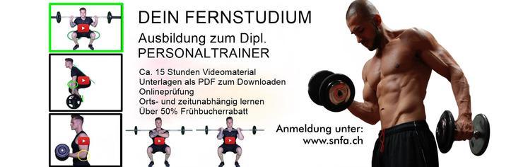 Fitness Ausbildung Online absolvieren Sport & Outdoor 4
