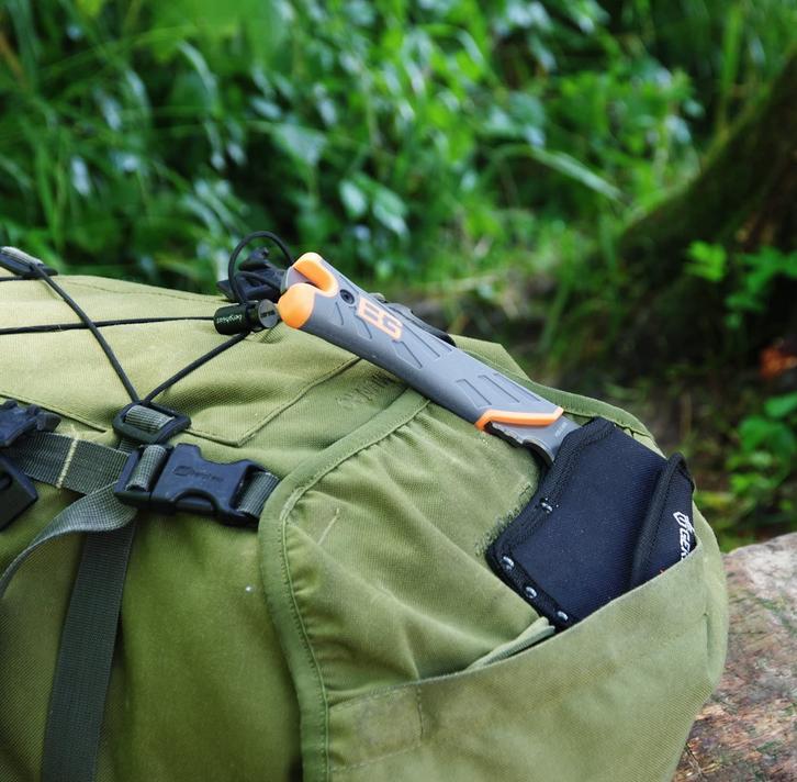 GERBER Bear Grylls Survival Axt | Camping-Beil  Garten & Handwerk 4