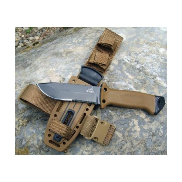 Gerber Messer LMF II Survival Outdoor Messer Überlebensmesser Jagd Militär Sport & Outdoor