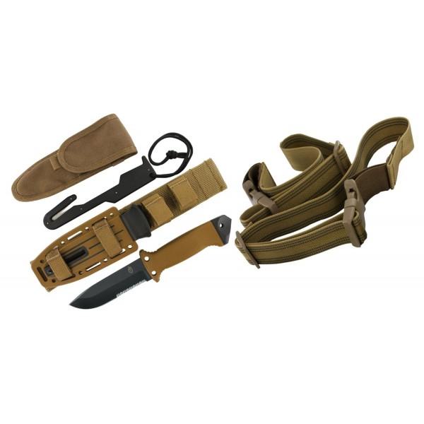 Gerber Messer LMF II Survival Outdoor Messer Überlebensmesser Jagd Militär Sport & Outdoor 2