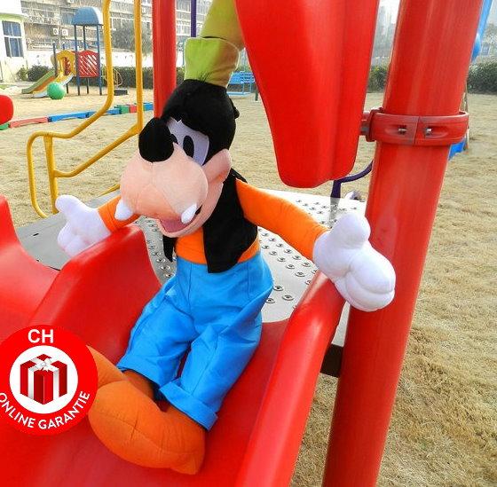 Goofy Plüsch XXL Plüsch Puppe Plüschtier Disney Plüschfigur Plüsch Goofy Mickey 100cm 1m Baby & Kind 2