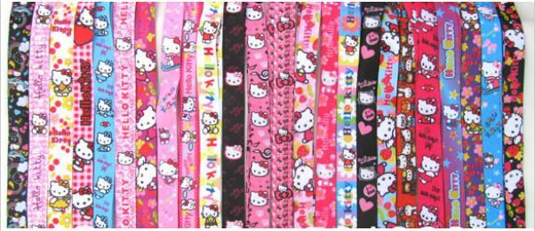Hello Kitty Hellokitty Fan Schlüsselband Schlüsselanhänger Anhänger Band Geschenk Fan Kind Mädchen Girl Baby & Kind 2