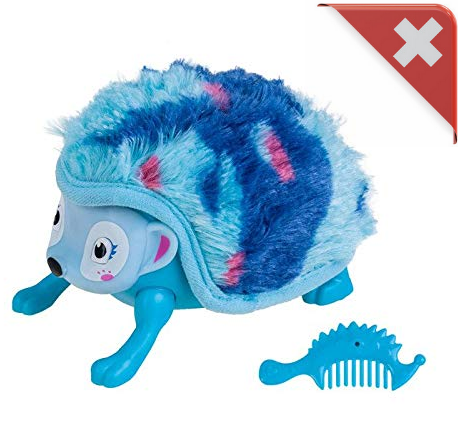 Interaktiver Igel Spielzeug Haustier Elektronisch Handstand und Purzelbaum Geschenk Kind Kinder Spielzeuge & Basteln