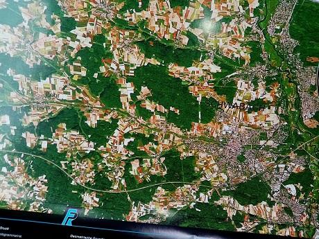 Kartographie des 20. Jahrhunderts Landsat 5: Copernicus in Deutschland Sammeln 3