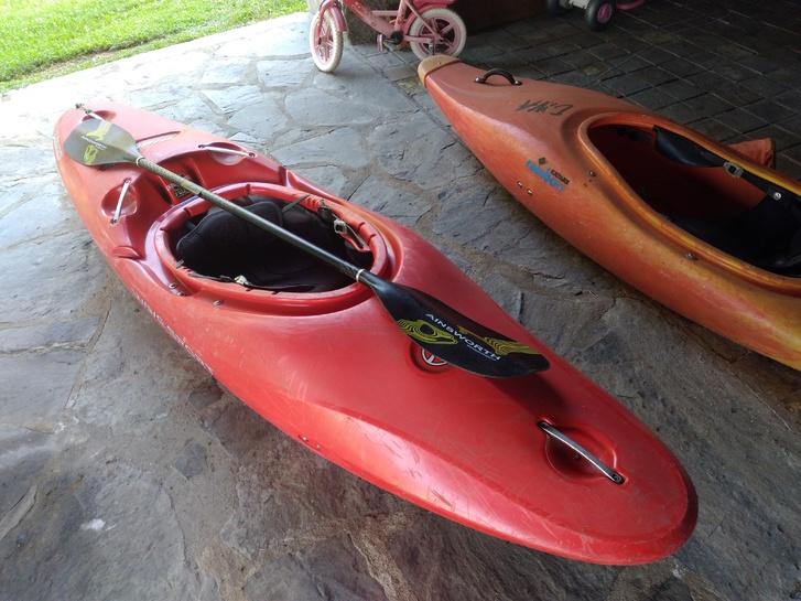 Kayak polietilene Diesel 80 Sport & Outdoor