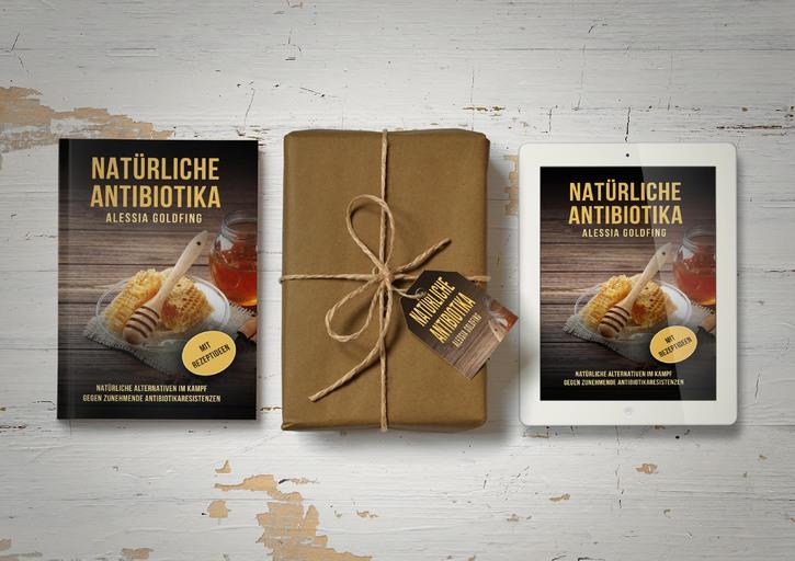 Kindle Ebook Natürliche Antibiotika Bücher