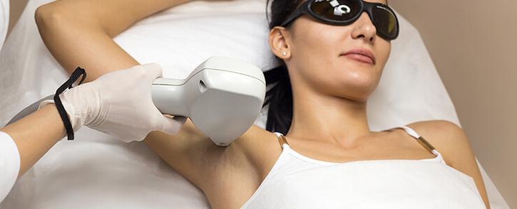 Kostenlose Behandlung Laser Haarentfernung Sonstige
