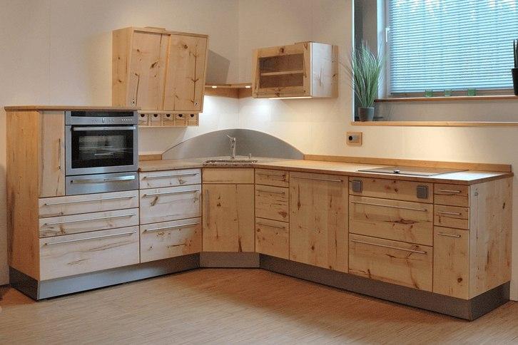 Küche aus Ausstellung in Ahorn Sonstige