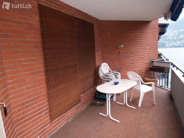 Lugano, Riva Paradiso 36, affitto monolocale arredato Immobilien 3