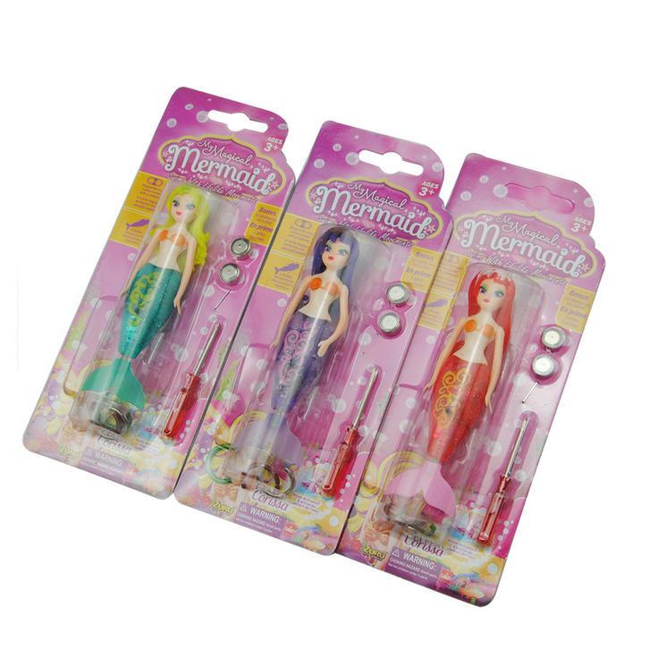 Meerjungfrau schwimmt schwimmende Frau Spielzeug Geschenk Kinder Fisch Robofisch Mädchen Girl Spielzeuge & Basteln 2