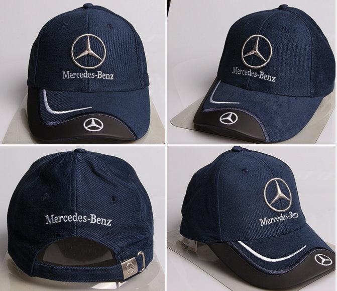 Mercedes-Benz Benz Cap Kappe Mütze Fan Shop diverse Farben Baumwolle Braun Schwarz Rot Blau  Kleidung & Accessoires 2