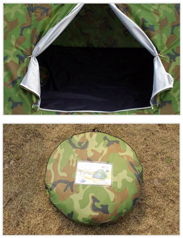 Militär Wurfzelt Schnellzelt Zelt Openair 3 Personen 2 Sekunden aufgebaut Openair Festival Jagd Sonstige 3