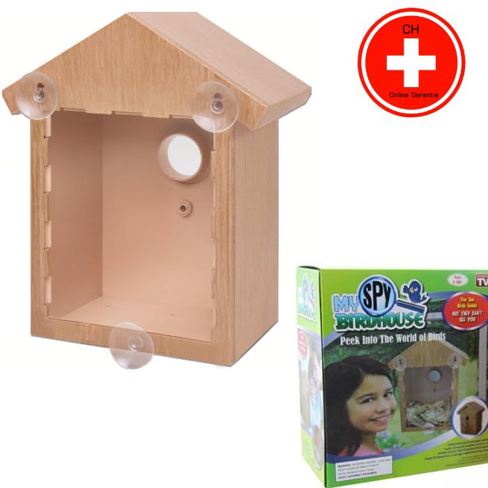 My Spy Birdhouse Mein Spion Vogelhaus Vogel Vögel Haus Nest Nester bekannt aus TV Kind Kinder Baby & Kind