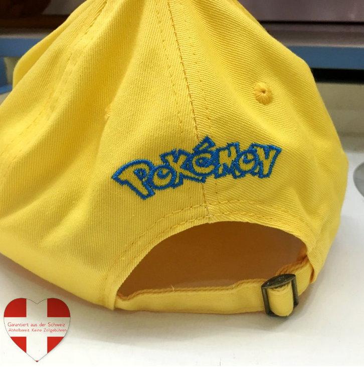 NEU: Pokémon Pikachu Baseball Cap, Basketball Fan Kappe Baby & Kind 2