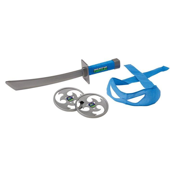 Ninja Turtles Ausrüstung Leonardo Spielzeug Blau Spielzeuge & Basteln