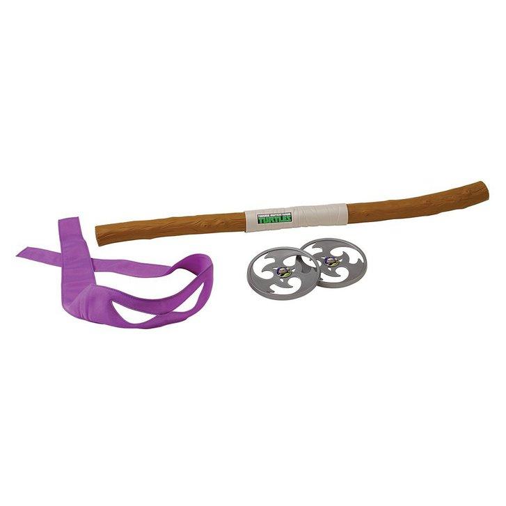 Ninja Turtles Spielzeugwaffen Ausrüstung Donatello Kinder Geschenk TV Serie Kino Spielzeuge & Basteln