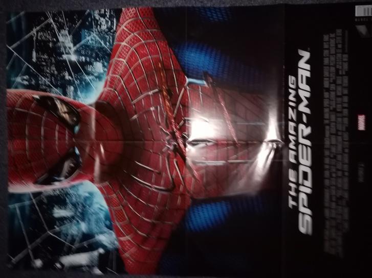 Orginal Plakat  Marvel  Spiderman  2012 Sammeln 2
