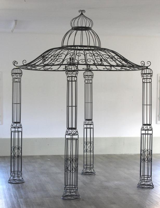 Pavillon Garten & Handwerk