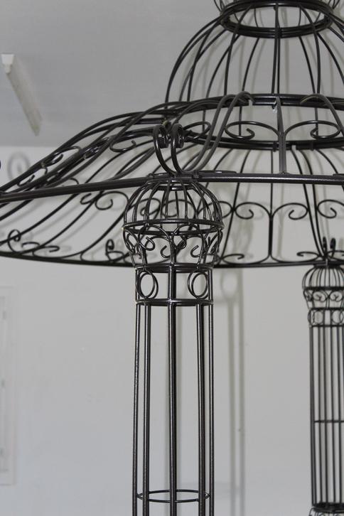 Pavillon Garten & Handwerk 3