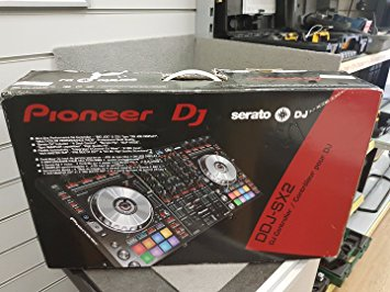 Pioneer DDJ SX2 Performance DJ Controller Musik