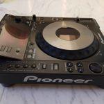 Pionier CDJ 900  ein 600 € Musik 2