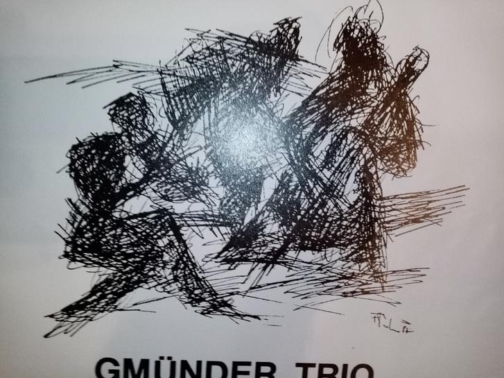 Plakat  1987 zeitgenössische Kunst  Heidenheim Sammeln