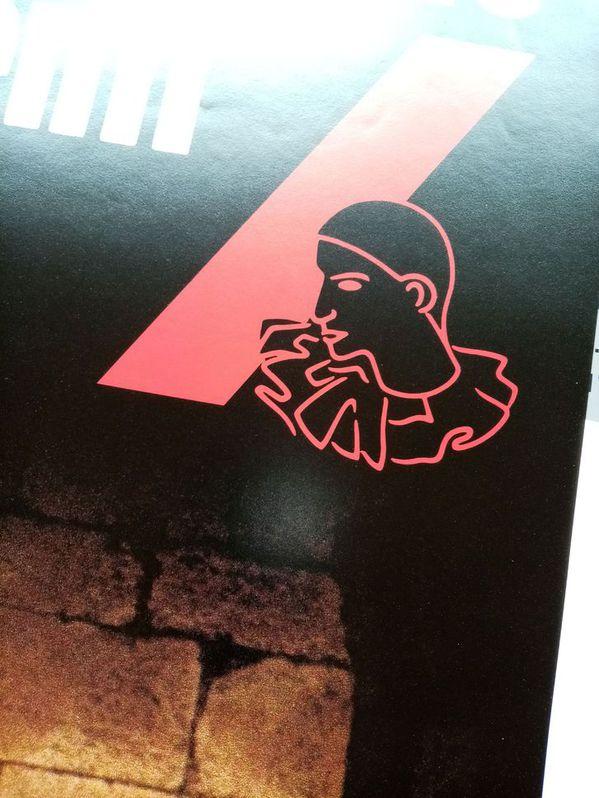 Plakat 1988 für Opern Fans Verdi in Heidenheim Sammeln 2