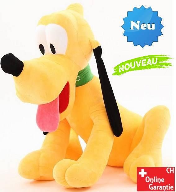 Plüschtier Pluto grosse XXL Plüschfigur Hund Disney aus Micky Maus Wunderhaus Geschenk Kind Kinder Baby & Kind
