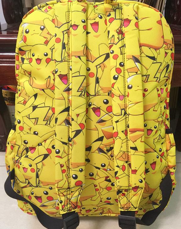 Pokémon Pikachu Kinder Kinderrucksack Rucksack Kleinkinder Kindergarten Primarschule Schulranzen Sport & Outdoor 2