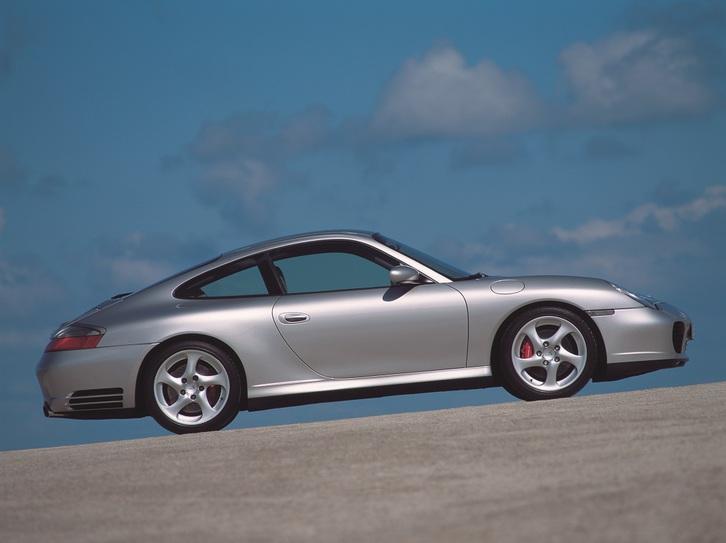 Porsche 2001  Presse CD  +  Booklet 911 Carrera 4s Sammeln