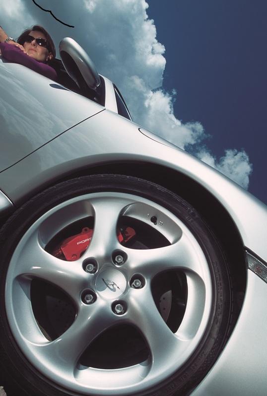 Porsche 2001  Presse CD  +  Booklet 911 Carrera 4s Sammeln 2