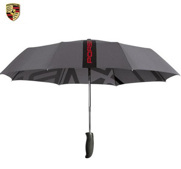 Porsche Regenschirm Taschenschirm Automatisch Auto Zubehör Accessoire Fahrzeuge