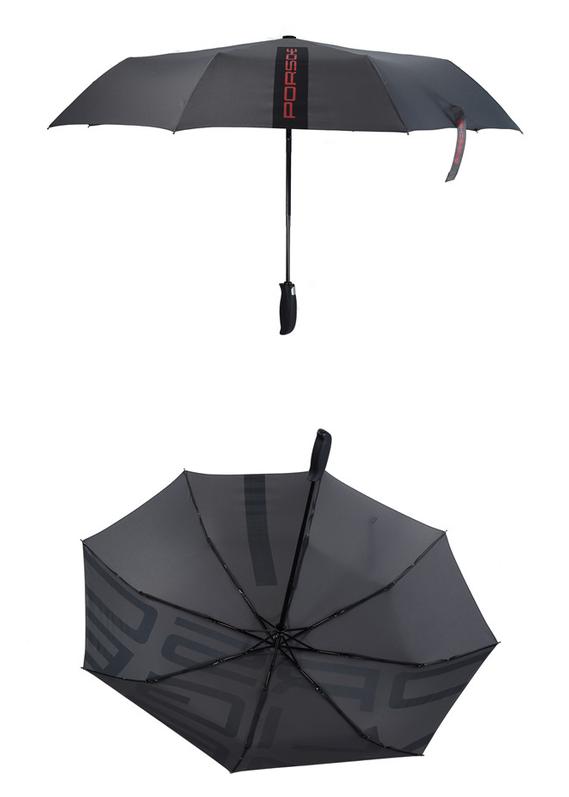 Porsche Regenschirm Taschenschirm Automatisch Auto Zubehör Accessoire Fahrzeuge 2