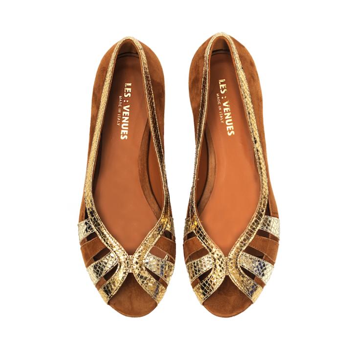 Primaballerina Schuhe & Accessoires  Kleidung & Accessoires 4
