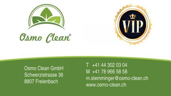 Reinigungsfirma Osmo Clean Haushalt 2