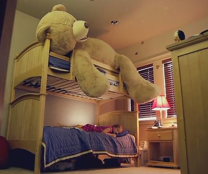 Riesengrosser Plüschbär Plüsch Teddy Teddybär Plüschbär XXL 3 Grössen (160cm 200cm 260cm) Geschenk Geburtstag Weihnachten Spielzeuge & Basteln 4